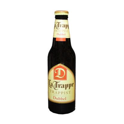 We starten met een bierflesje (voorbeeld)